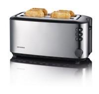 zum Angebot Langschlitztoaster Severin AT 2509 Automatik-Toaster
