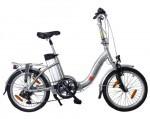 zum Angebot Elektrofahrrad AsVIVA E-Bike 36V Power Pedelec Klapprad