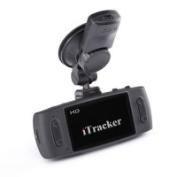 zum Angebot Autokamera iTracker GS6000-A7 GPS Dashcam SuperHD 1296p Dash-Cam