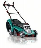 zum Angebot Rasenmäher Elektro Bosch Home and Garden Elektromäher Rotak 43 Grasfangbox 50 Liter