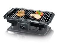 zum Angebot Elektrogrill Severin PG2790 Barbecue Elektro-Tischgrill schwarz
