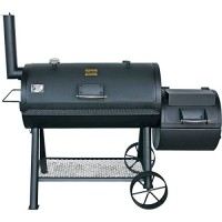 zum Angebot Smoker BBQ Holzkohlegrill Grill'n Smoke Big Boy