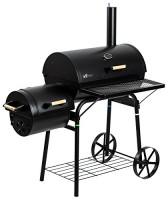 zum Angebot Smoker El Fuego Holzkohlegrill Dakota