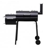 zum Angebot Smoker Grill Tepro Holzkohlengrill Wichita