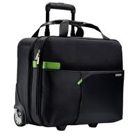 zum Angebot Businesstrolley Leitz Complete Handgepäck Trolley Smart Traveller