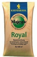 zum Angebot Rasensamen Majestic Royal Rasen 10 kg
