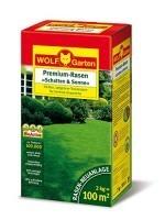 zum Angebot Rasensamen WOLF-Garten Premium Rasen Schatten & Sonne