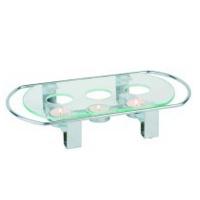 zum Angebot Warmhalteplatte APS 3-flammiger Speisenwärmer Glasplatte