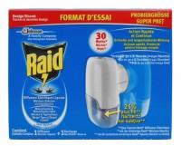 tarjota hyttystulppa Raid Liquid hyönteistulppa