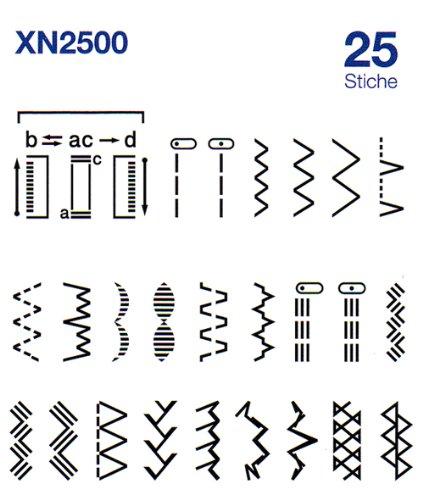 Nähmaschine Brother XN25001