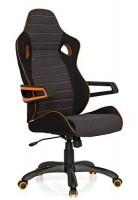 zum Angebot Gamer Stuhl hjh OFFICE 621850 Gaming Stuhl / Bürostuhl RACER PRO IV