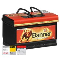 zum Angebot Autobatterie Banner Power Bull Starterbatterie 12V 72Ah 660A P7209 TEST ADAC Stiftung Warentest SEHR GUT