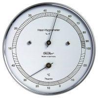 zum Angebot Hygrometer Fischer Haar-Raumthermometer mit Thermometer