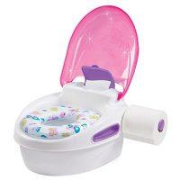 zum Angebot Toilettentrainer Summer Infant Kindertoilette Step By Step Mädchen