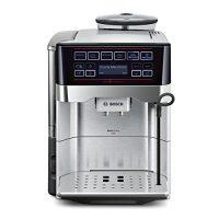 zum Angebot Kaffeevollautomat Bosch TES60759DE Kaffemaschine aus Edelstahl