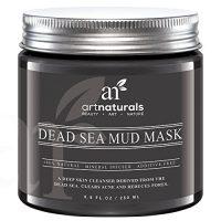 Tarjous Miteser-naamio Art Naturals® Dead Sea Salt Mud Mask 250 ml