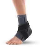 zum Angebot BLACKROX Sprunggelenkbandage Damen und Herren Fußbandage mit Verstärkung Knöchelbandage