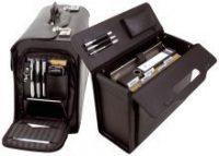 zum Angebot Pilotenkoffer Koffer mit Laptopfach und Hängeregisterfunktion Alassio® VERONA
