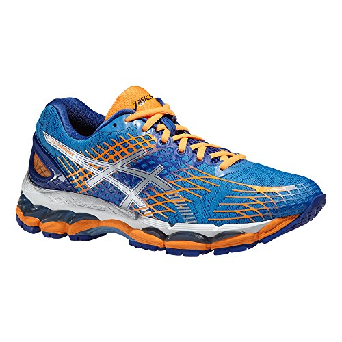Asics Running Shoes Women Gel Nimbus 17, Women's Running Shoes, Blue