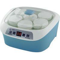 zum Angebot Joghurt Bereiter Syntrox Germany 4 in 1 Digitaler 1,2 Liter Käse,- Wein-, Quark