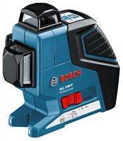 zum Angebot Kreuzlinienlaser Bosch Professional GLL 3-80 P mit 3 Linien 360° Projektion
