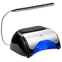 Tarjoa valokovetuslaite kynsikuivain USpicy 48W UV LED kynsilampun valokovetuslaite 10s