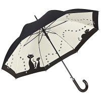 zum Angebot Stockschirm VON LILIENFELD Regenschirm Automatik