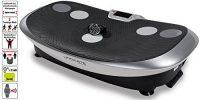 zum Angebot Vibrationsplatte Maxxus Erwachsene Lifeplate 3.1 Silber-Schwarz, 785 x 420 x 170mm
