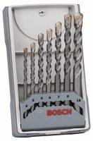 zum Angebot Bohrer Set Beton Bosch Pro 7tlg. Betonbohrer-Set CYL-3
