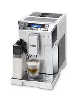 zum Angebot Delonghi Kaffeevollautomat De'Longhi Eletta Cappuccino ECAM 45.766.W