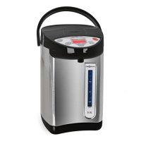 zum Angebot Heißwasserspender oneConcept Thermo Pot Heißwasserautomat/ schwarz-silber