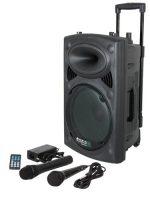 zum Angebot Mobile Soundanlage Ibiza Port8VHF-N DJ PA Karaoke Anlage