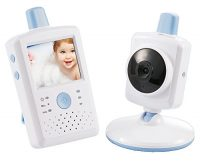 zum Angebot Babyphone mit Kamera Switel BCF867 Video Babyphone mit Farb-LCD Touchscreen