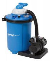zum Angebot Sandfilteranlage Intex Speed Clean Comfort 75, miganeo grau