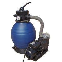 zum Angebot Sandfilteranlage Mauk 749 inklusive Pumpe 7500 Liter/h