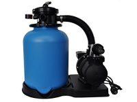 zum Angebot Sandfilteranlage 8,0m³/h Sandfilter ECO Ø 400 mit SPS-100-1 Pumpe bis 40m³ Becken