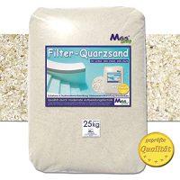 zum Angebot Filtersand Quarzsand geprüfte Qualität Körnung wählbar (0.71-1.25mm)