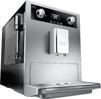 zum Angebot Melitta Kaffeevollautomat E 965-101 silber Kaffeevollautomat