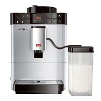 zum Angebot Melitta Kaffeevollautomat F53/1-101 Platzsparender Kaffeevollautomat