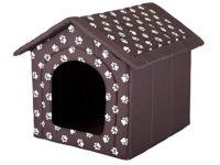 zum Angebot Hundehütte HOBBYDOG, Größe 4, 60x55cm, aushaltbares Codurastoff