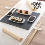 zum Angebot Sushi Set Mazali Ko Sushi Service mit Schieferplatte