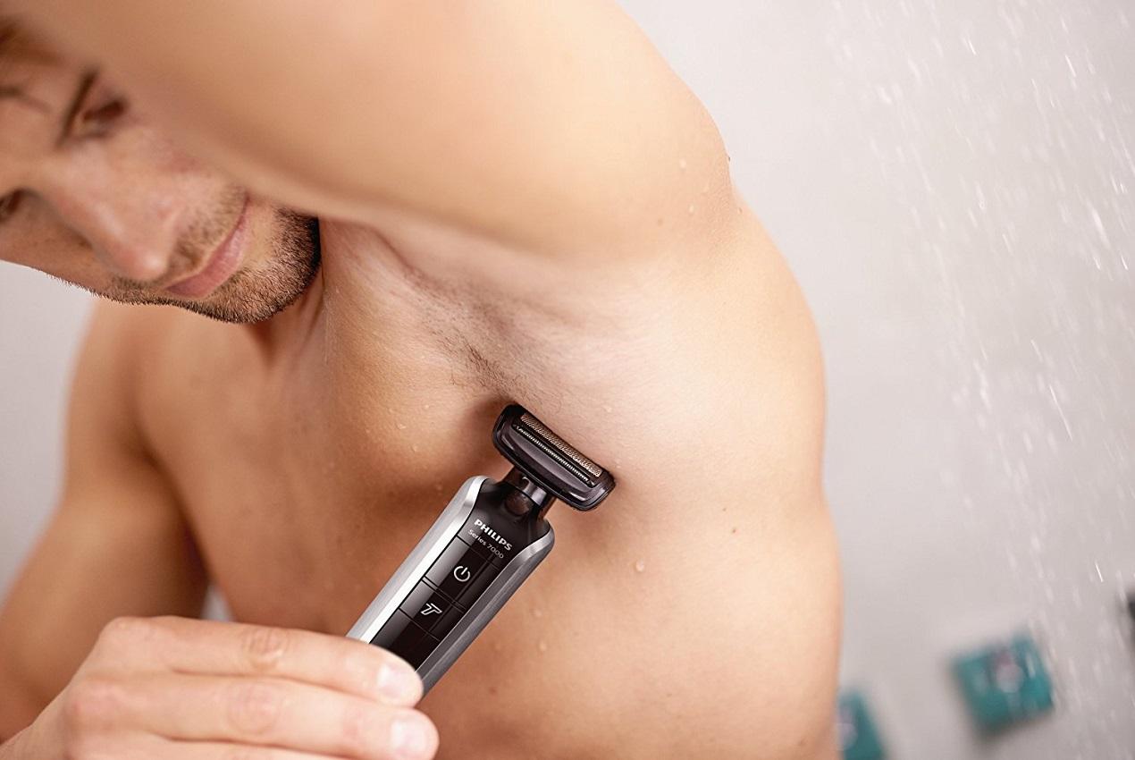 body shaver til mænd