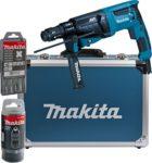zum Angebot Makita Bohrhammer Kombihammer für SDS-Plus 26 mm HR2631FT13