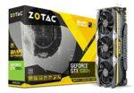 zum Angebot Mining Grafikkarte ZOTAC GeForce GTX 1080TI AMP