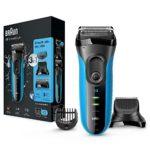zum Angebot Präzisionstrimmer Braun Series 3 Shave&Style Elektrisches Bartrasierer Barttrimmer Set 3010BT