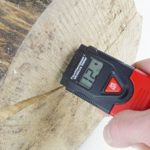 zum Angebot Holzfeuchtemessgerät (rot)