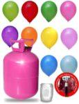 zum Angebot Heliumflasche Helium für Luftballons – BalloonTime Heliumflasche 250 Liter