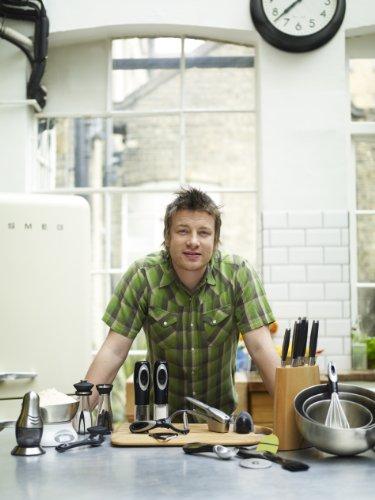 Kartoffelstampfer Jamie Oliver - Kartoffelpresse Gemüsestampfer Kartoffelpürrier Kartoffelpresse