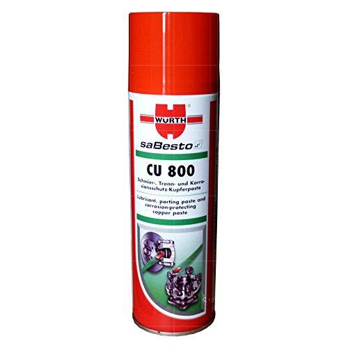 Würth Kupferpaste CU 800 300ml - 1