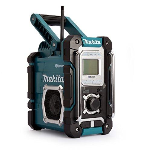 Makita Baustellenradio Akku-Baustellenradio 7,2-18 V, DMR108